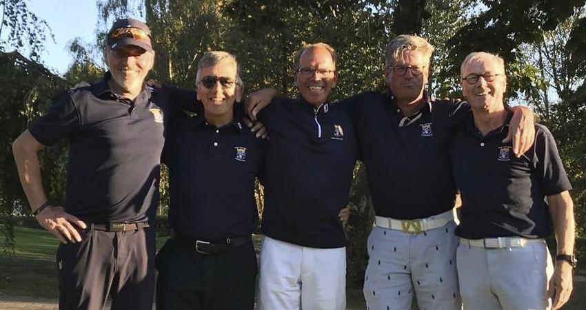 Mannschaftsmeisterschaften in allen Altersklassen – Herrenmannschaft
