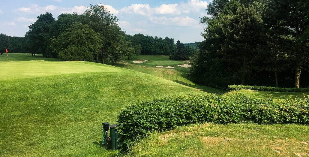 Chipping- / Pitching-Green - Golf Club Heidhausen