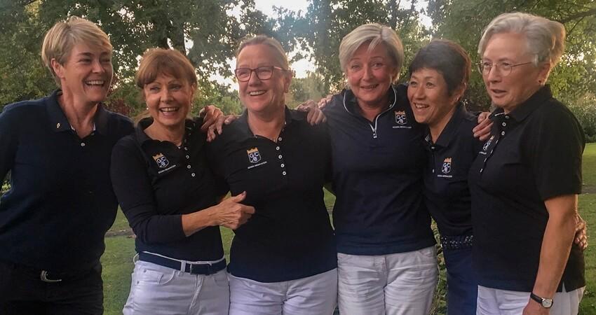 Mannschaftsmeisterschaften in allen Altersklassen – Damenmannschaft