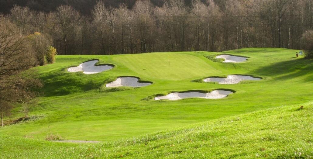 5 Trainingsbunker - Golf Club Heidhausen