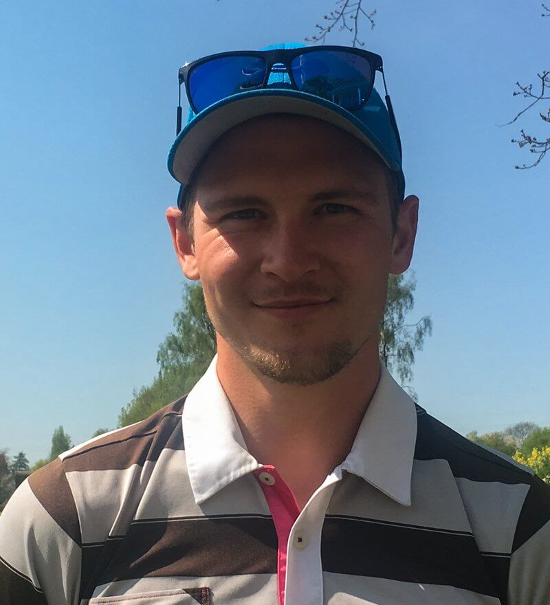 Golflehrer Maximilian Götz, Golfclub Essen-Heidhausen