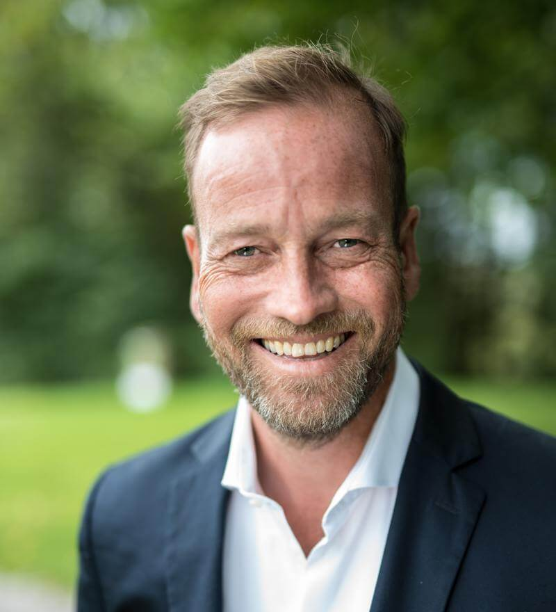 Golflehrer Patrick Fromme, Golfclub Essen-Heidhausen