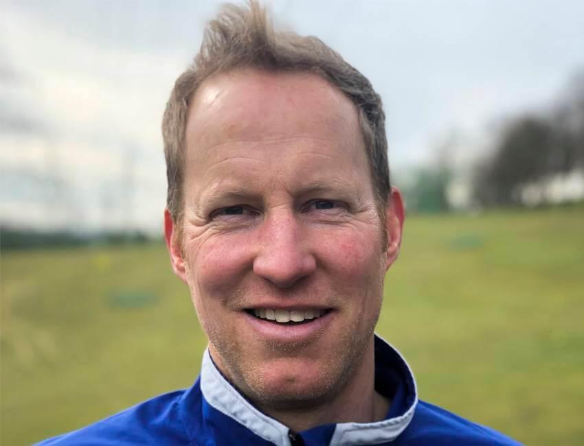 Top-gepflegte Bundesliga-Golf-Anlage. Head Greenkeeper Roland Liermann gehört zu den besten Golfern seiner Zunft.