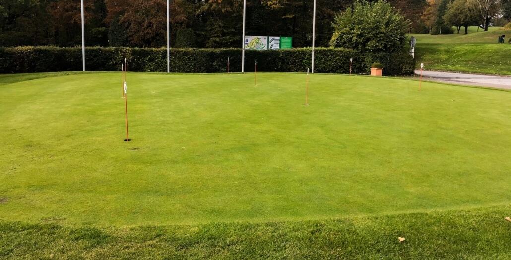 Putting-Green - Golf Club Heidhausen