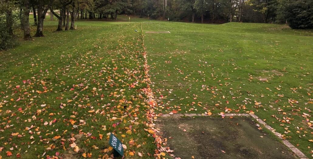 Trainingsbahn - Golf Club Heidhausen