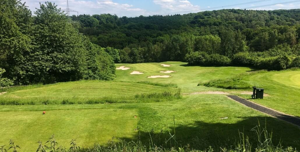 Übungsplatz - Golf Club Heidhausen