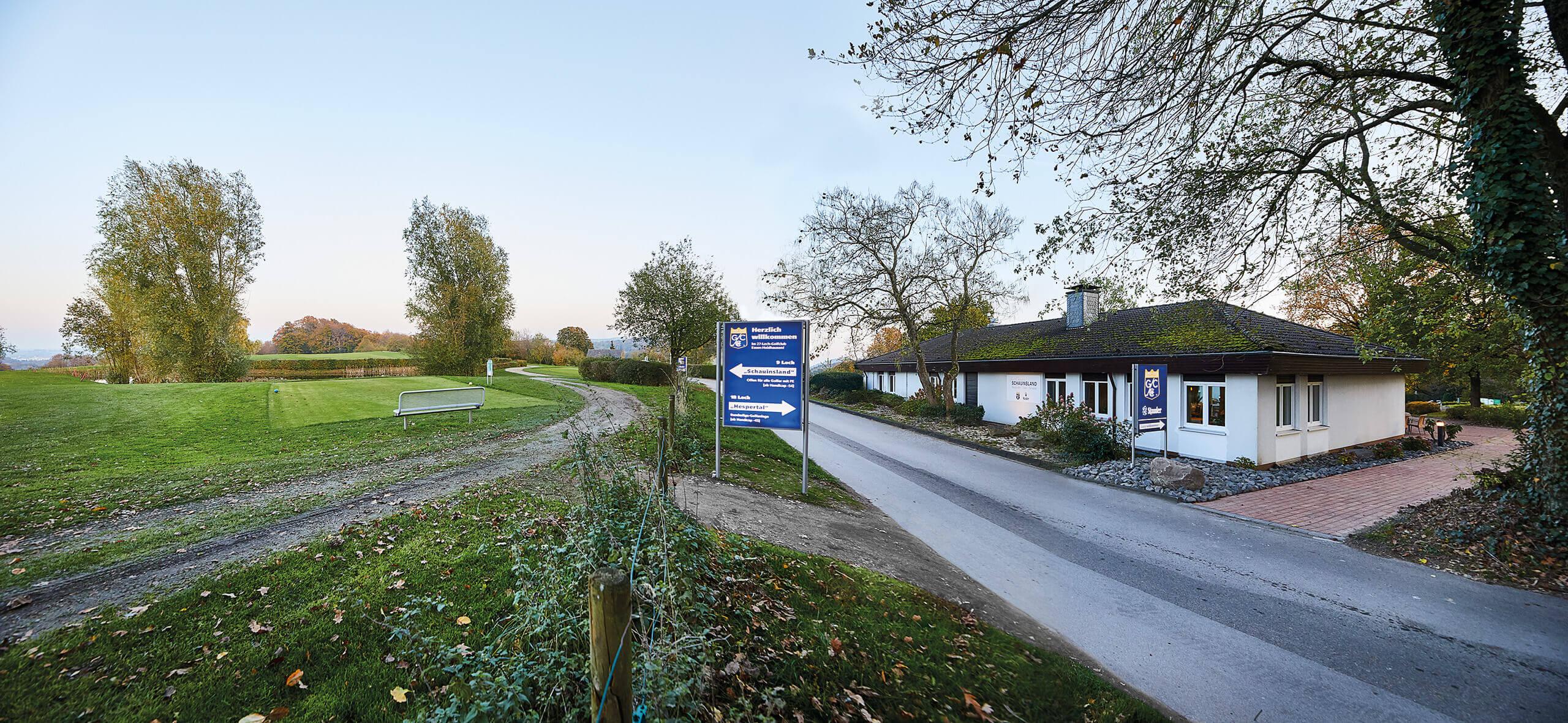 golfen-in-essen-vereinsheim-golfclub-heidhausen