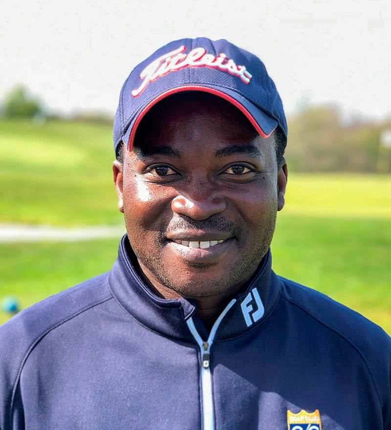 Golflehrer Phil McCaulley, Golfclub Essen-Heidhausen